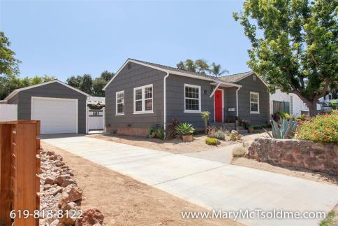 4681 Pomona Ave La Mesa CA 91942 US San Diego Home For