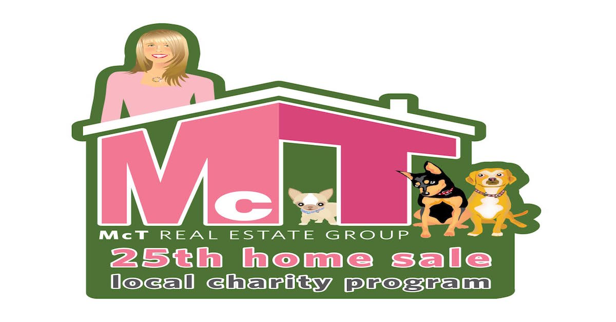25th Home sale charity