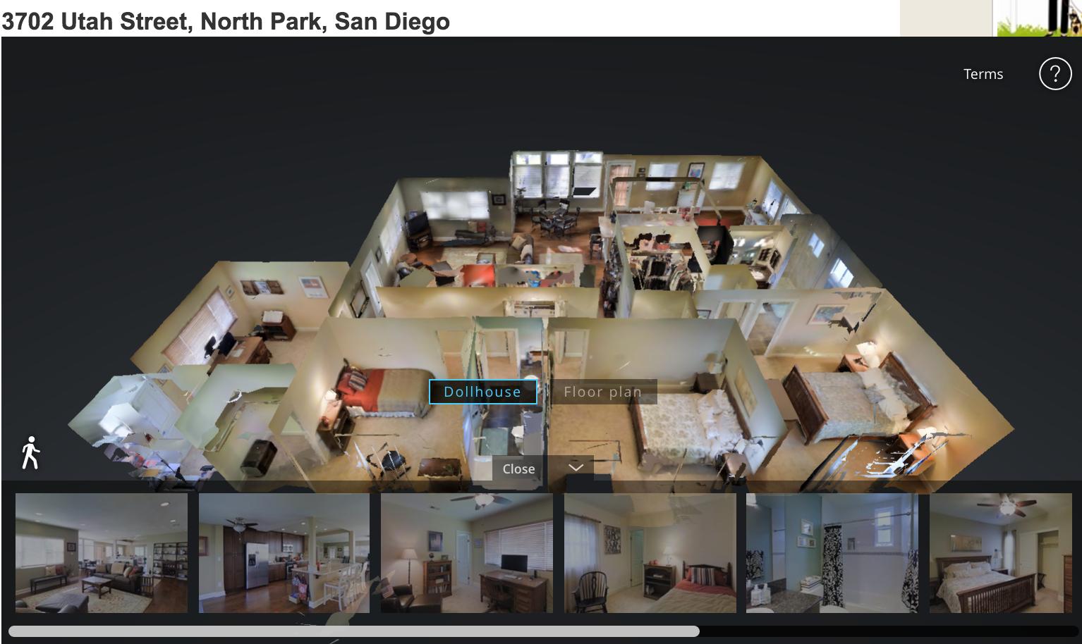 3D Dollhouse - Matterport